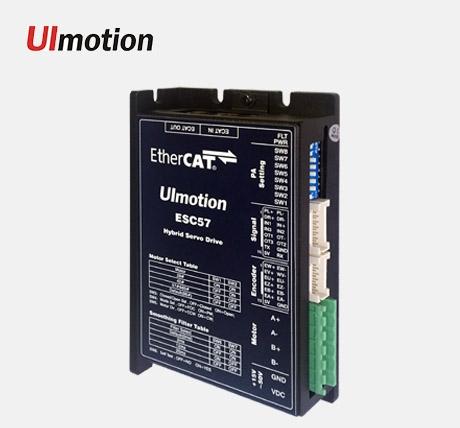 EtherCAT通讯步进驱动器